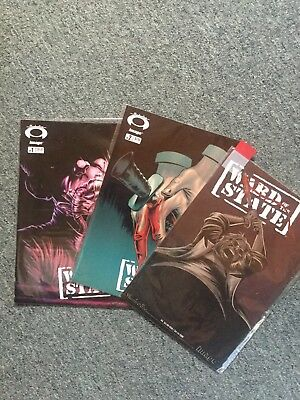 Image * Ward of the State  * # 1-3 * US-Comics