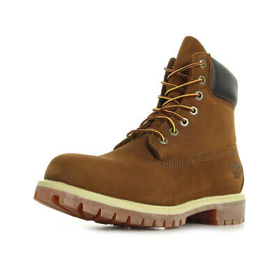 Boots Homme Af Jaune Cuir Taille Premium Chaussures Lacets