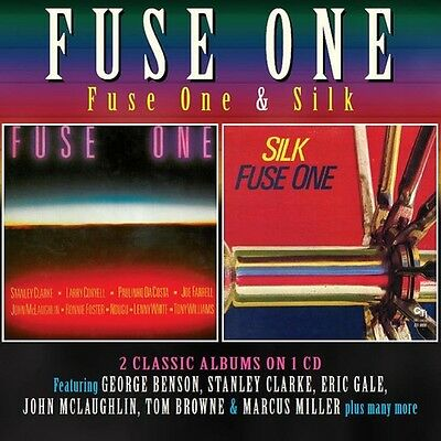 Fuse One - Fuse One / Silk [New CD] UK - Import