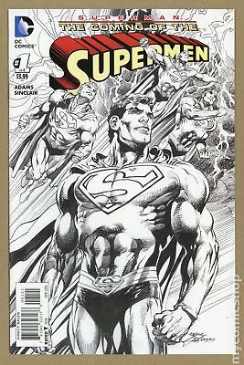 Superman The Coming of the Supermen (DC) 1B 2016 FN 6.0