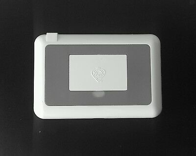 PRINCE LIONHEART Compact Baby Wipes Warmer Diapering Grey White FREE Shipping