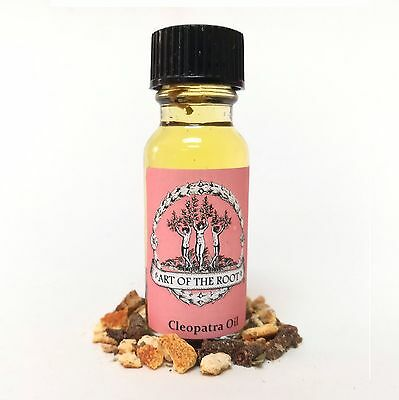 Cleopatra Oil for Sex Passion  Reconciliation Hoodoo Voodoo Wiccan Pagan Conjure