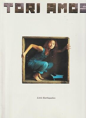 Tori Amos  Little Earthquakes Songbook (Piano, Vocal With Chords)