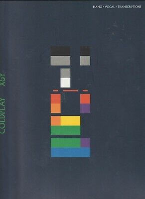 "Coldplay "" X & Y "" Songbook"