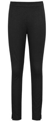 Black, Fitted, Reiss Trousers Size 8, BNWT