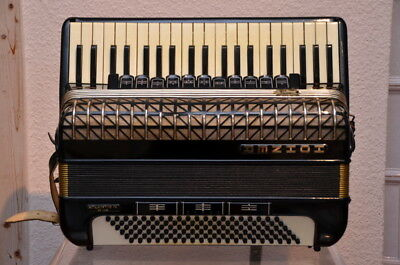 Hohner Atlantic IV De Luxe Akkordeon 120 Bass 4-chörig accordeone accordion