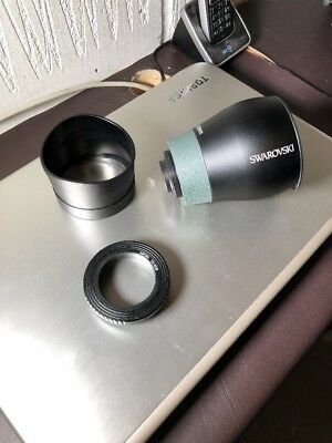 Swarovski TLS APO Apochromatic Telephoto 30mm Lens Adapter for the ATX/STX
