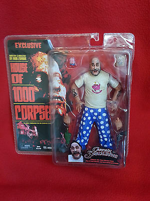 Captain Spaulding  - House of 1000 Corpses -  Exclusive -  2002 -  Neca