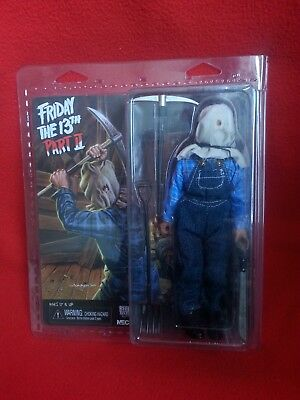 Neca - Friday the 13th - Part 2 - Jason Voorhees - Retro -Clothed - Neca
