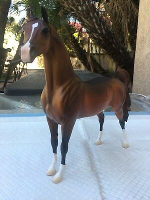 Peter Stone Arabian Stallion Padrons Psyche 2000 Special Run Of only 2500. See