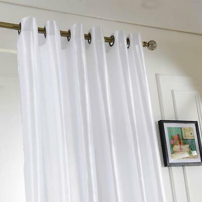 0c195a21fcc Blackout Room Darkening Curtains Window Panel Drapes Door Curtain for  Bedroom