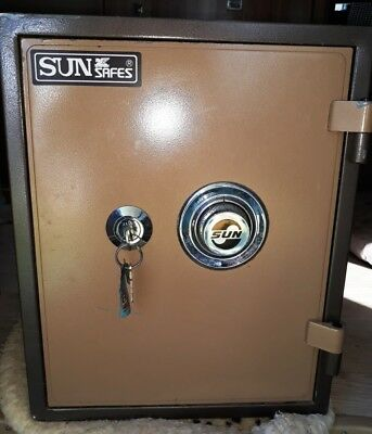 Steel Combination & Key Safe - Fire Resistant