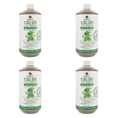 4X Everyday Shea Bubble Bath Gentle For Babies On Up Eucalyptus Mint Skin Care