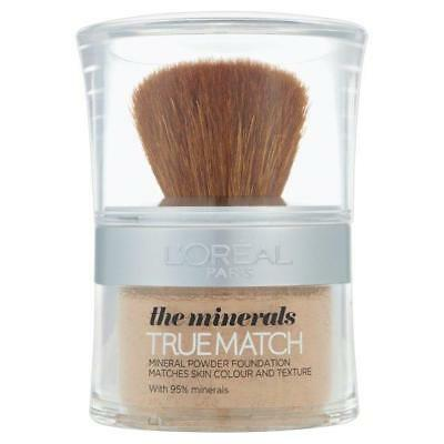 L'Oreal True Match Minerals Powder Foundation - Choose Your Shade