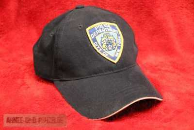 Historisches Police Department City of New York Cap Basecap original