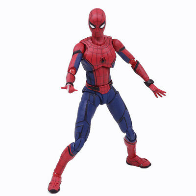 COOL Spider Man Homecoming Spiderman PVC Action Figure Collectible Model Toy