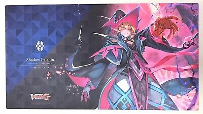 Stand-up Series Nightrose Cardfight! Vanguard IYG Playmat HEAVY STITCHED