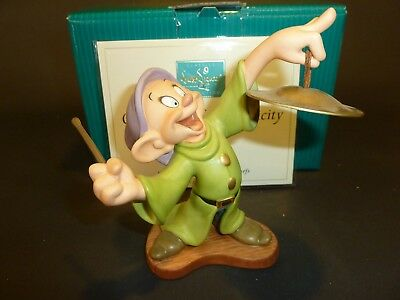 "WDCC ""Dopey"" - Dopey from The Disney Snow White Movie"