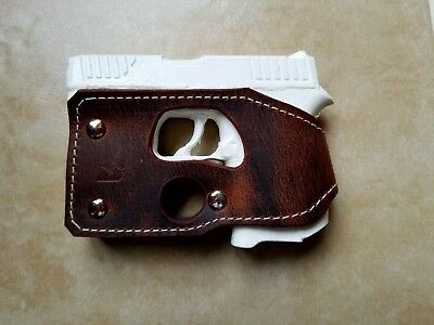 POCKET HOLSTER FITS Diamondback DB9 Wallet Shoot Thru