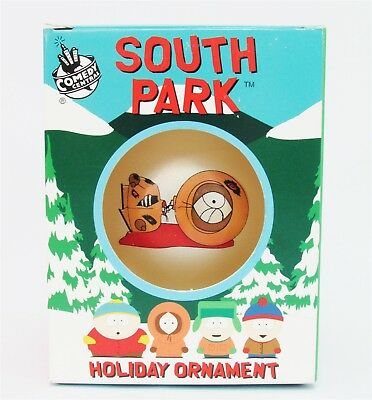"Lot of 24 KENNY DEAD South Park Holiday Ornament Ball 4"" Xmas Tree Wholesale"