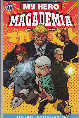 My Hero Magademia #1 Collectors Edition Variant Limited to 300 Copies NEAR MINT