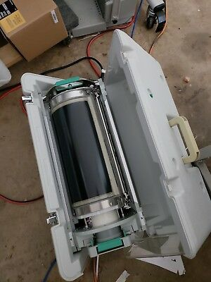 RP 3700 RISO DRUM with Case for BLUE Ink