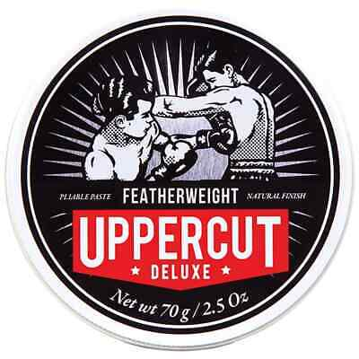 Uppercut Deluxe Featherweight 70g Mens Hair Wax **GENUINE**