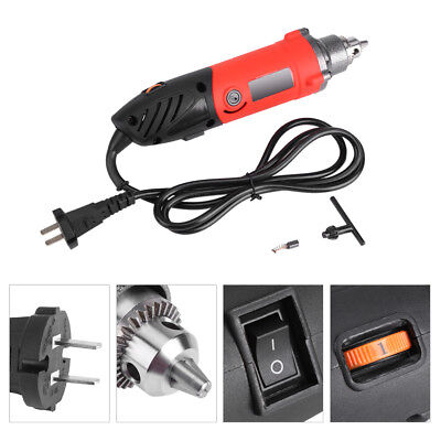 Electric Die Drill Grinder Power Rotary Engraving Polishing Tool Variable Speed