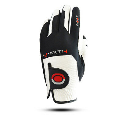 ZOOM WEATHER Flexx Fit Golfhandschuhe-D-weiss-RH