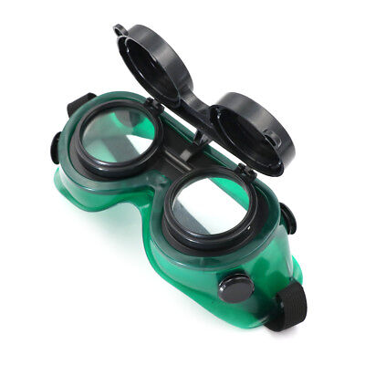 Cutting Grinding Welding Goggles With Flip Up Glasses Welder TS