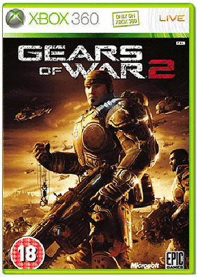 Xbox 360 - Gears of War 2 (GOW) **New & Sealed** (Xbox One Compatible) UK Stock