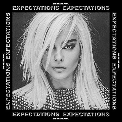 Bebe Rexha Expectations Cd 2018