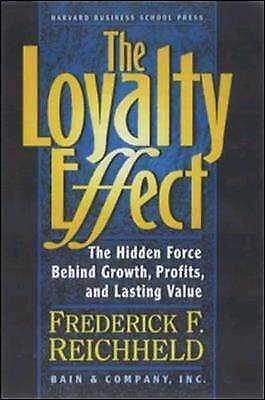 Loyalty Effect, Thomas Teal