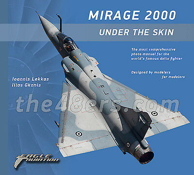 Mirage 2000 Under the Skin -- WORLDWIDE FREE SHIPPING