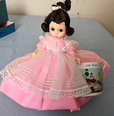MADAME ALEXANDER DOLL COMPANY *  BETH  Little Women Collection 1981 * With Tags