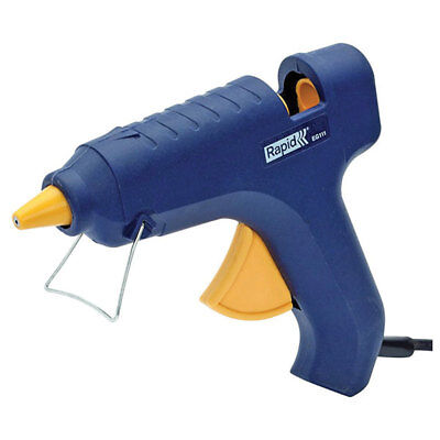 Rapid 5000533 EG 111 Glue Gun With 500g of Trans. 12mm Glue Sticks 1.6mm Nozzle