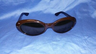96e031250f5 Authentic GUCCI SUNGLASSES Brown Frame