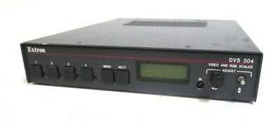 Extron DVS 304 Digital Video & RGB Scaler