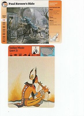 50 American History Cards Civil War Aviation Tobacco Railroad Battles Am Ind