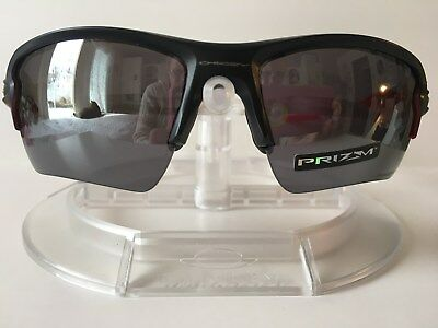 70d10f516a2 Oakley FLAK 2.0 XL RUBY FADE Sunglasses PRIZM BLACK POLARIZED OO9188-6659