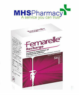 Femarelle Recharge - Supports Regulation of Hormonal Activity 56 Caps