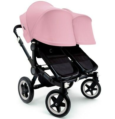 Bugaboo 2016/2017 Donkey Extendable Canopy - Soft Pink
