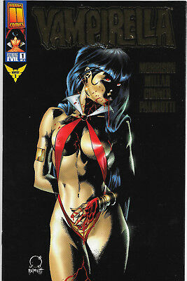 Vampirella Monthly #1 Gold Variant Limited to 750 Harris Comics NM