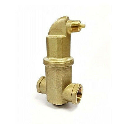 "3/4"" Threaded RaVent Jr. Spiral Air Eliminator - Micro Bubbles separator"