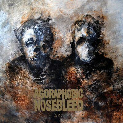 Agoraphobic Nosebleed ARC +MP3s RELAPSE RECORDS New Black Vinyl EP