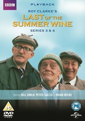 Last of the Summer Wine - Series 3 & 4 [DVD] [1976] [1973], 50505...