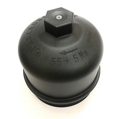 New Genuine Mercedes Atego / Actros Oil Filter Cover A4701840408