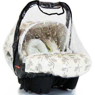 Baby Travel Ventura Type Car Seat Rain Cover. CAR SEAT NOT INCLUDED