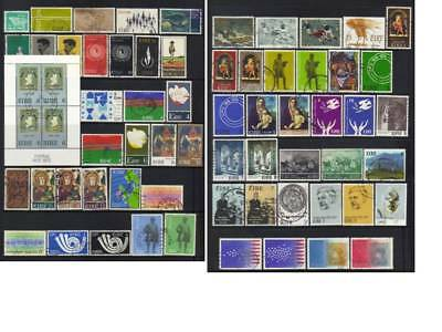 (330) Ireland 1971-1977 Used Collection Cat £41+
