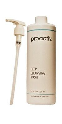 Proactiv Deep Cleansing Wash 24 oz Proactive Face Body Cleanser 24oz
